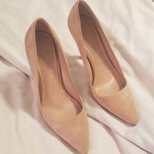 Charles David | suede heels